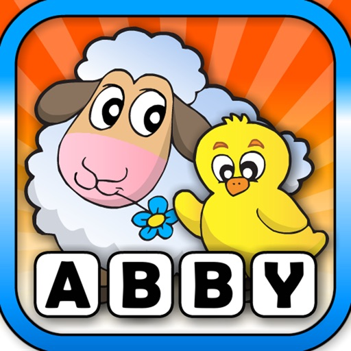 ABBY MONKEY - Easter Games for Kids by 22learn icon