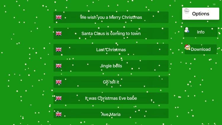 Christmas Songs TV