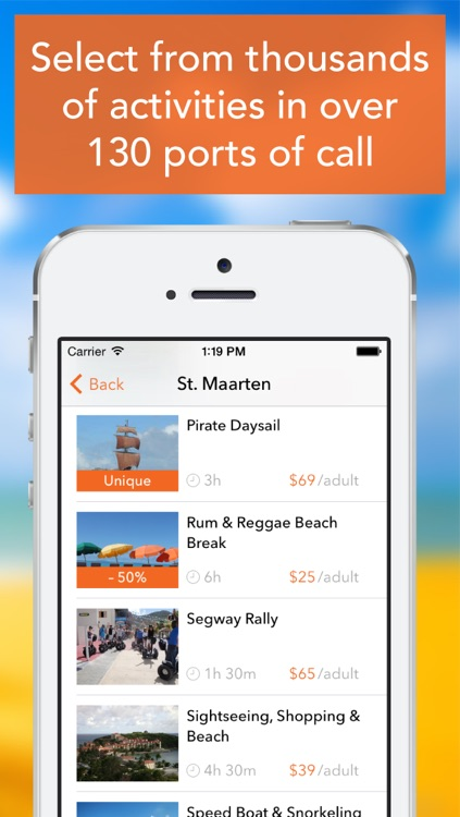 ShoreFox - Shore Excursions, Cruise Tours & Activities
