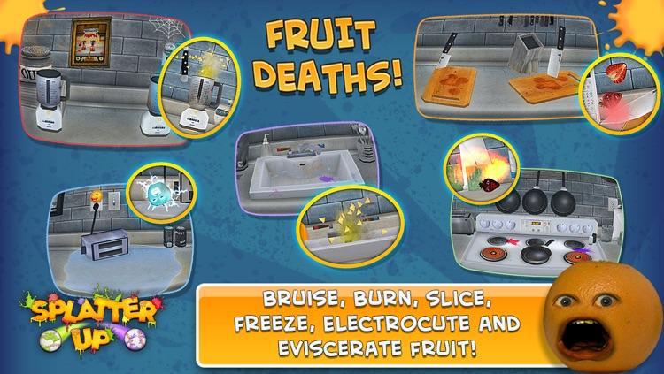 Annoying Orange: Splatter Up Free!