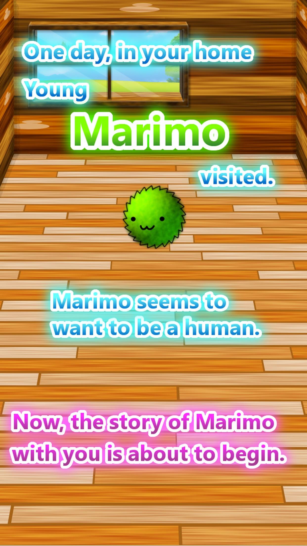 Marimo Dungeon Screenshot