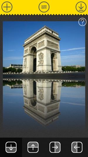 PicMirror - Photo Reflection Screenshot