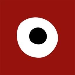 Eye Paint Alphabet