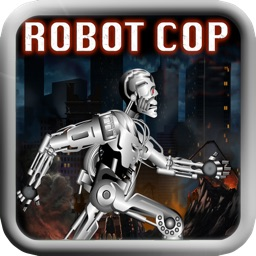 Robot Cop - A Terminator Machine Adventure Run