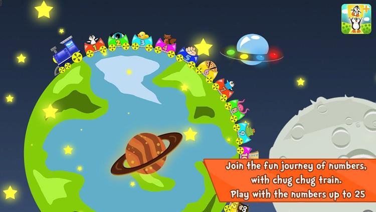 Magic Numbers 123 - Educational Games for Kids