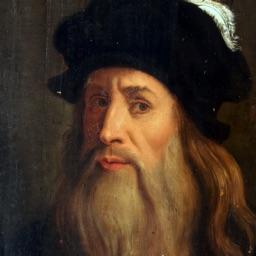 Da Vinci - interactive book