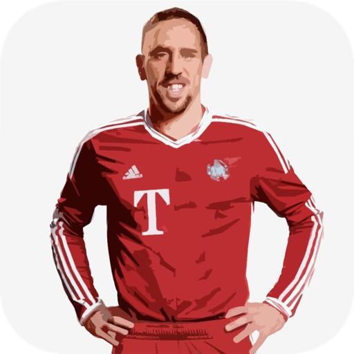 """SoccerStar - """"Franck Ribéry Edition"""""""
