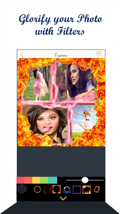 Photo Montage Maker HD lite - Best Collage With Background, Stickers, Frames