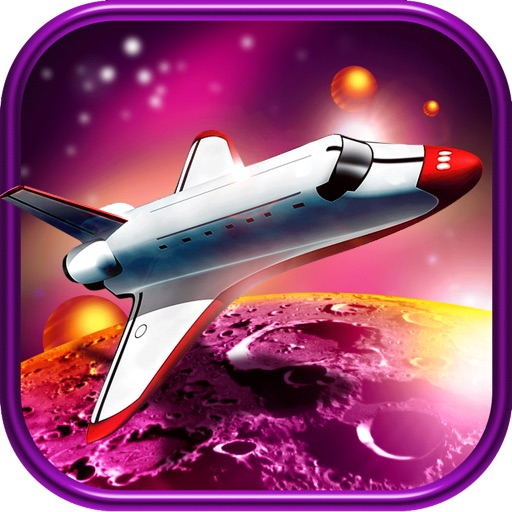 3D Space Craft Racing Shooting Game for Cool boys and teens by Top War Games FREE iOS App
