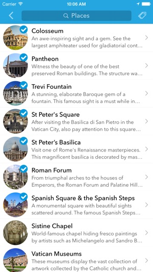 Italy vatican trip planner by tripomatic travel guide offline italy vatican trip planner by tripomatic travel guide offline city map on the app store gumiabroncs Gallery
