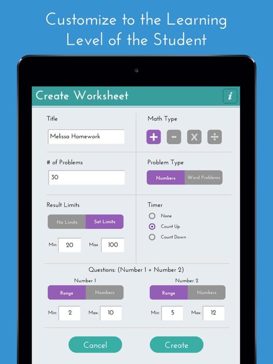 Academics Math Worksheets Maker By Hien Ton. Academics Math Worksheets Maker. Worksheet. Homework Worksheet Maker At Clickcart.co