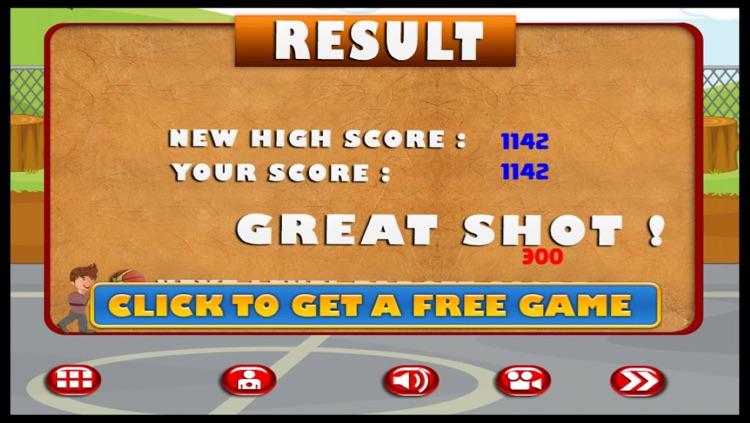 Basketball Hero - Real Stardunk Showdown screenshot-4