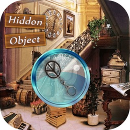 Hidden Objects:Quess The Riddle