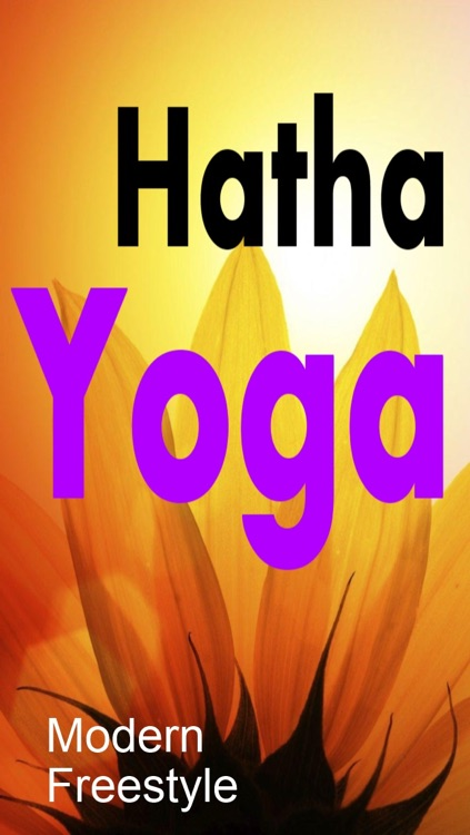 Hatha Yoga - Modern Freestyle screenshot-0
