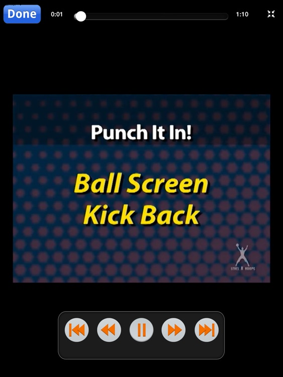 Punch It In! 10 Great Plays To Score Inside The Pain - With Coach Lason Perkins - Full Court Basketball Toolbox 3 Training Instruction - XL screenshot-3