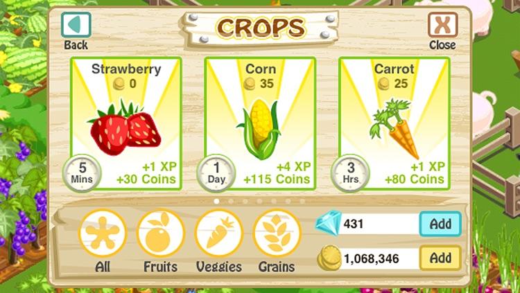 Farm Story™ screenshot-3