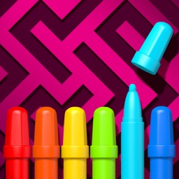 Inventive Painter Labyrinths