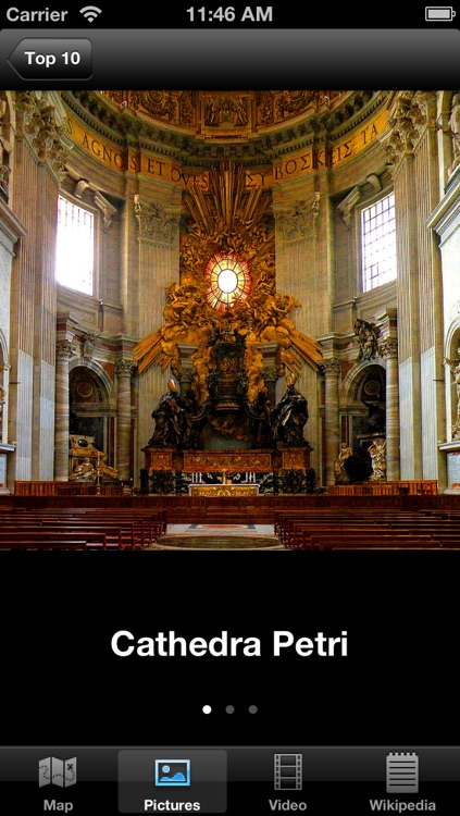 Vatican City : Top 10 Tourist Attractions - Travel Guide of Best Things to See screenshot-2
