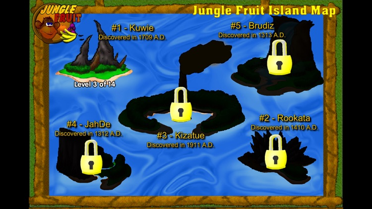 Jungle Fruit screenshot-3