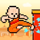 Tiny Monk Fight - Play Free 8-bit Retro Pixel Fighting Games icon