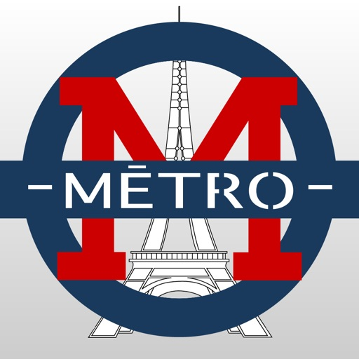 Paris Métro - transport offline map