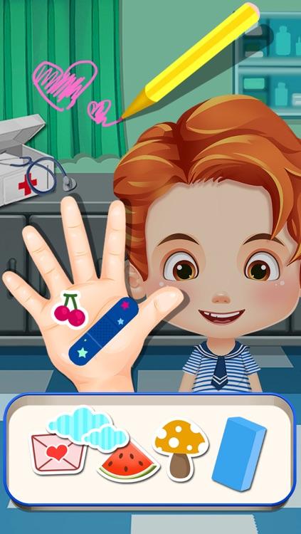 Doctor™ - Messy Hands games! screenshot-3