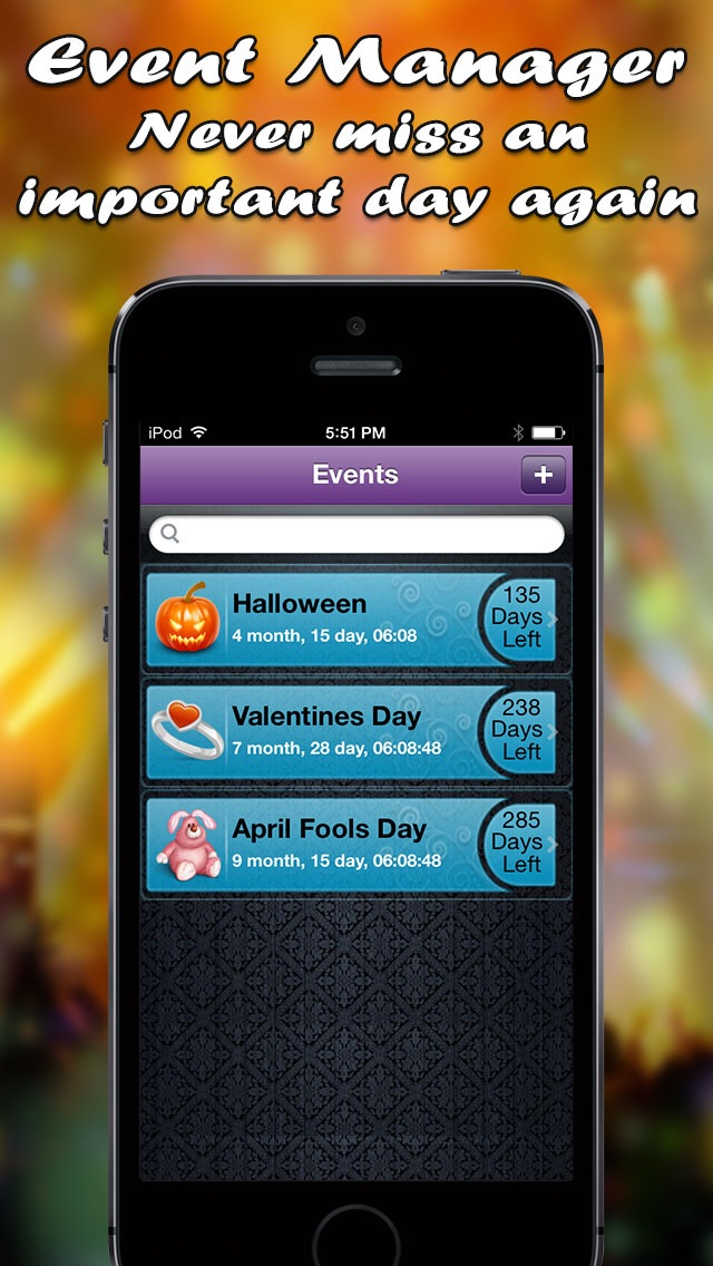 Event Manager - Manage Your Event to Surprise Dearest One