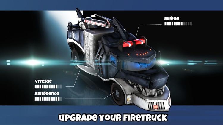 Fire Truck 3D screenshot-0