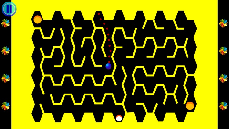 Wee Kids Mazes Free screenshot-3