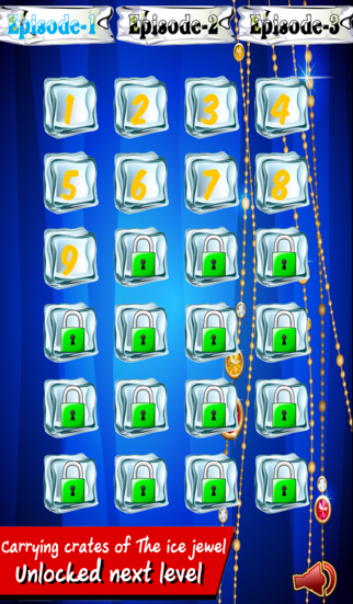 Jewel puzzle : Gems ice block puzzle match color diamond screenshot two
