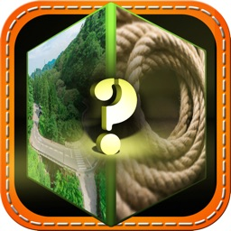 Word For 2 Pics - Cool new brain teaser picture puzzle game