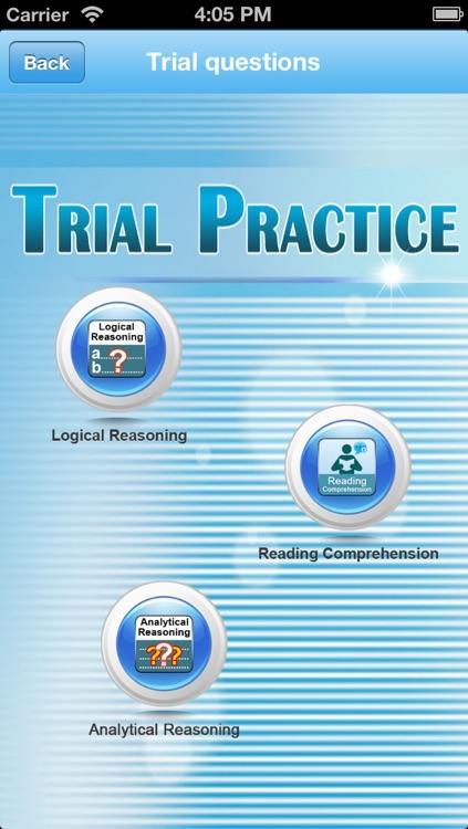 Prep 4 LSAT Test
