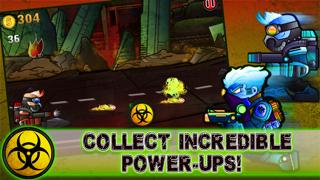 Radioactive Fallout - The Mutant Uprising screenshot three