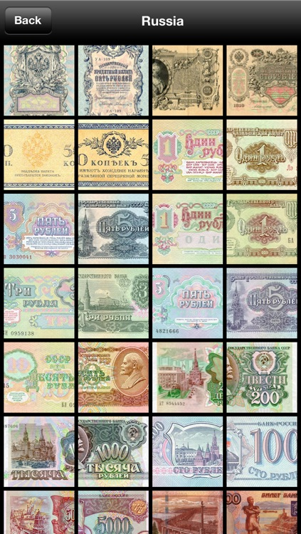 Money Gallery Free screenshot-4