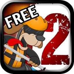 Kayak Mania! 2 FREE - Desert Storm Rush with Fun Sail Sport by Uber Zany