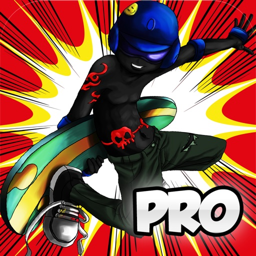 Awesome Fun Stick-man Skate-r Run Game-s For Boy-s Pro