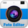 Foto Editor - Photo Editing App to Make and Create Effects, Edit Frames, Captions, and More