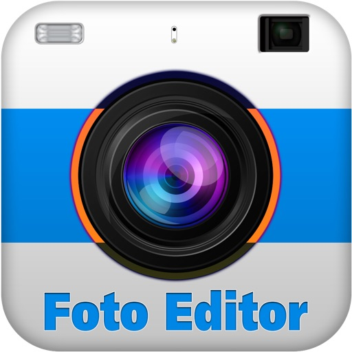 Foto Editor - Photo Editing App to Make and Create Effects for Photos