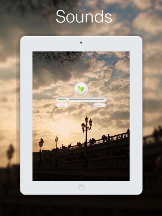 Natr HD - Nature Sounds for Sleep, Meditation, Yoga and Relaxation screenshot-4