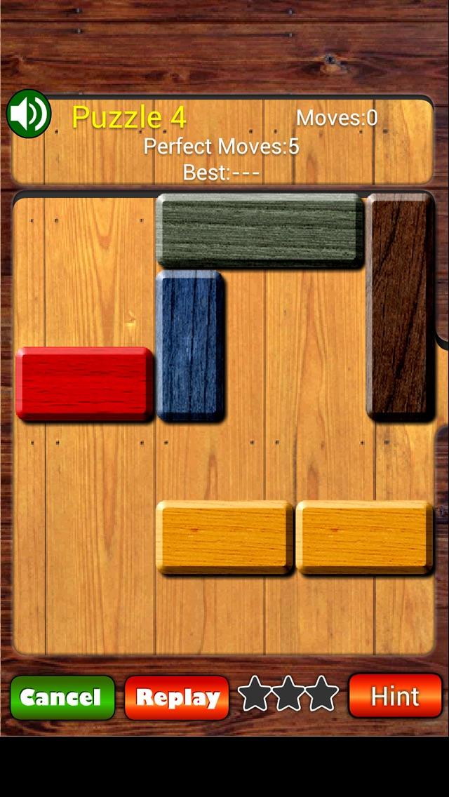 フリースライディングブロックパズルゲーム- 中毒性が高い無料のアンブロックpuzzle脱出ゲーム紹介画像5