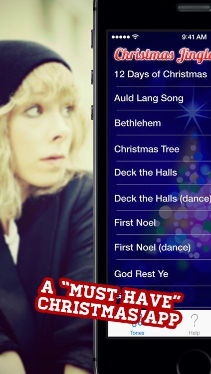 Free Christmas Ringtones! - Christmas Music Ringtones screenshot-4