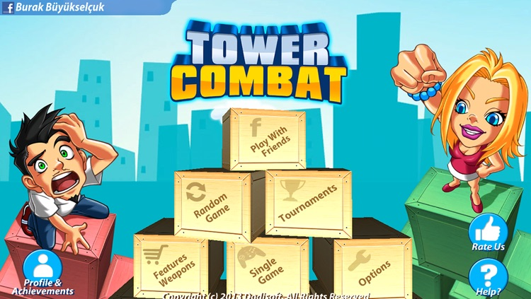 Tower Combat screenshot-0