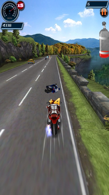 Death Moto screenshot-4
