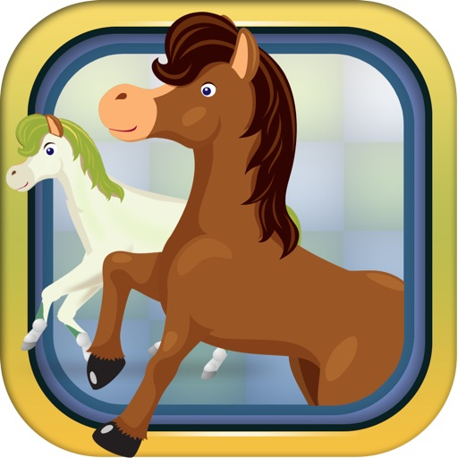 Fast Horse Track Running Race Frenzy - Quick Tap Rival Riding Racer Free