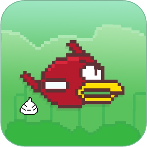 Crappy Bird Saga iOS App