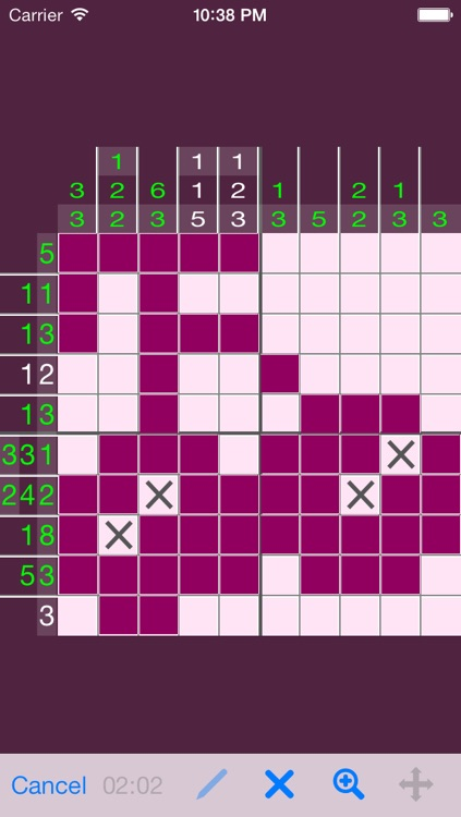 PicGrid Free: best picross puzzles screenshot-0