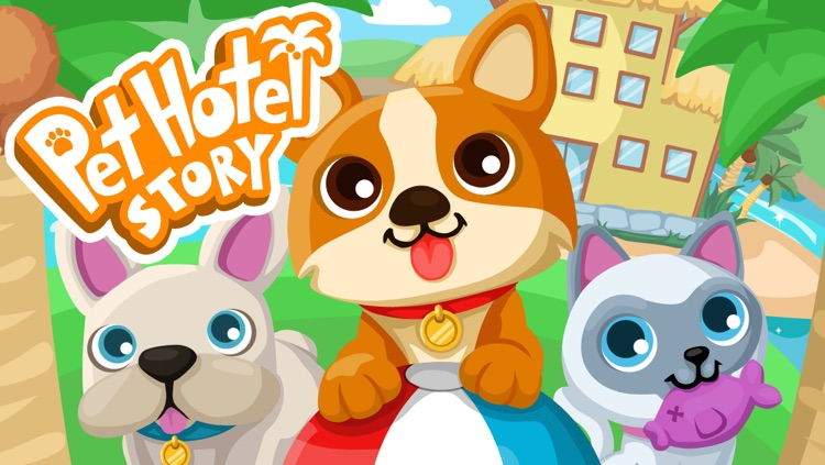 Pet Hotel Story™ screenshot-4