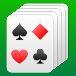 Poker Solitaire Cards