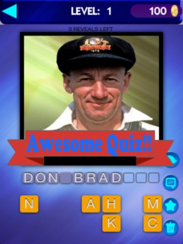 Guess Who Cricket Quiz - Legends & Idols Edition - Free Version-ipad-0