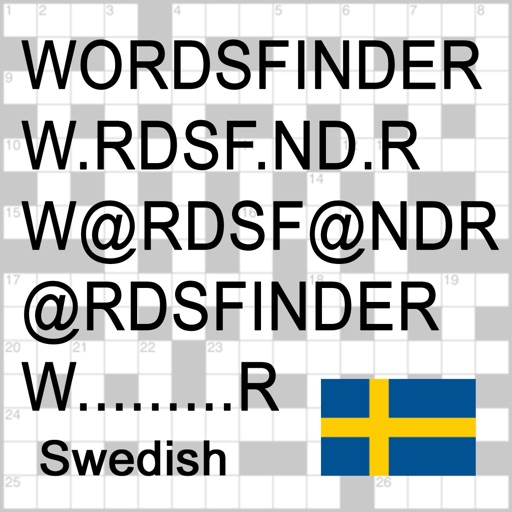 Words Finder Svenska/Swedish PRO - find the best words for crossword, Wordfeud, Scrabble, cryptogram, anagram and spelling